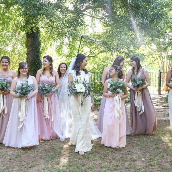 Charming Rustic Plantation Wedding